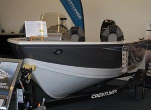 Crestliner 1450 Discovery Tiller 2017