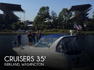 Cruisers Yachts 2000