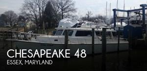 2001 Chesapeake 48