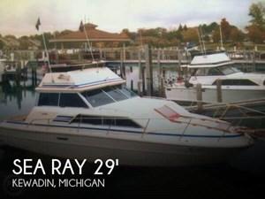 Sea Ray 1980