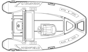 Highfield DL 350 2018