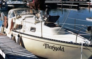 Northern Yachts Northern 29 1984