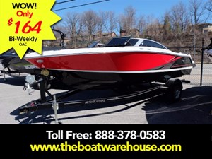 Four Winns H190SS Mercruiser 250HP Trailer Ext Platform 2017