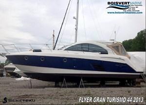 2013 Beneteau GRAN TURISMO 44