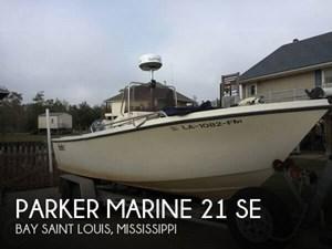 Parker Marine 2002