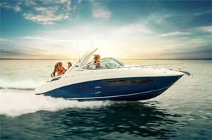 Sea Ray 280 Sundancer 2017