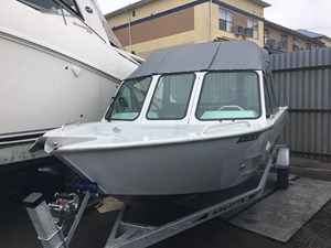 RH Aluminum Boats 180 Sea Hawk 2017