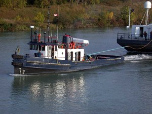 Russel Brothers 1000 hp Tug 1954