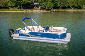 Avalon 2085 LS Quad Lounger 2017