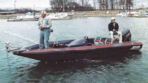 Stryker 204 Bass Tournament Boat 1989