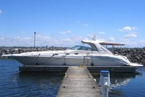 Sea Ray 450 Sundancer 1997