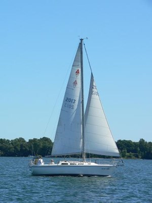 Catalina 30 Tall Rig Sloop 1980