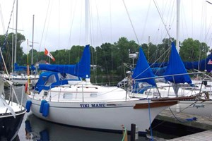Bayfield 29C Cutter 1983