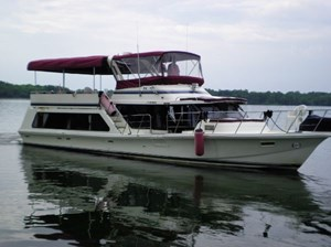 Bluewater 51 Coastal Cruiser 1986