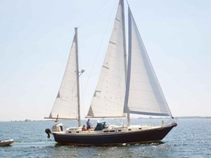 Whitby 42 Ketch 1975