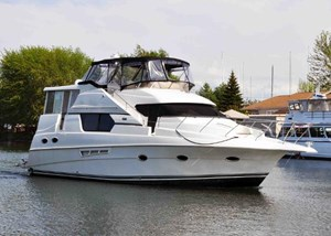 Silverton 453 Motor Yacht 1999