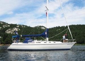 Catalina 42 1990