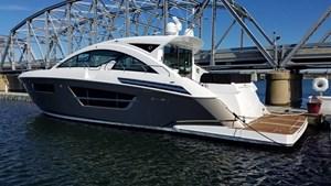 Cruisers Yachts 60 CANTIUS 2018