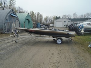 J-Craft J-Craft 17' Ski Boat 1988