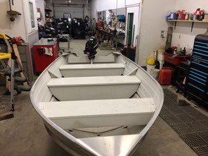 "Princecraft SEA SPRITE 12 15"" 2014"