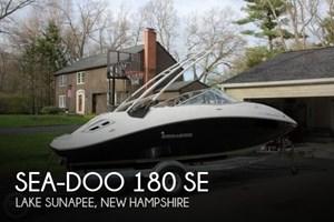 2012 Sea-Doo 180 SE