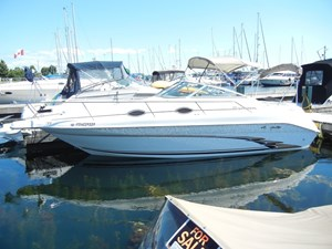 Sea Ray 250 Sun Dancer 1998