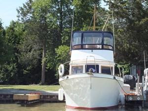 Marine Trader 32' 1980