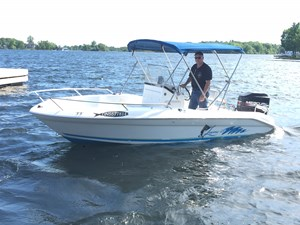 Sea Ray Laguna 180 CC 1997