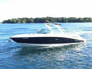 Sea Ray 270 SLX 2006