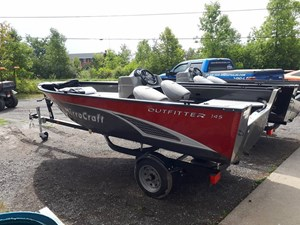 MirroCraft 145 SC Outfitter 2018