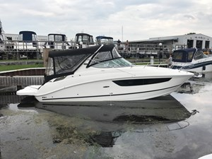 Sea Ray Sundancer 280 2017