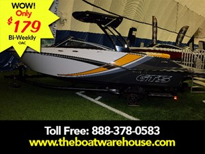 Glastron GTS 205 Mercruiser 250HP Trailer Wake Tower Ext... 2017
