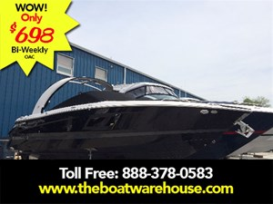 Four Winns H290 Twin Mercruiser 6.2L Bravo 3 350 HP Joysti... 2017