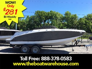 Four Winns 2017 Four Winns HD 240 Mercruiser 6.2L Bravo 3 ... 2017