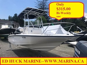 Boston Whaler 200 Dauntess 2013