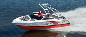 Four Winns 180 RS 4.3L MERCRUISER / 77$/sem 2017