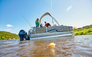 PALM BEACH PONTOONS FISHMASTER 180 2017