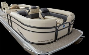 PREMIER PONTOONS SUNSATION 240 DL 2017