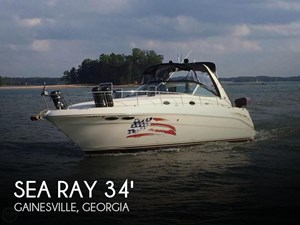 Sea Ray 2002