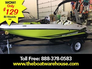 Scarab 165 HO IMPULSE 2017