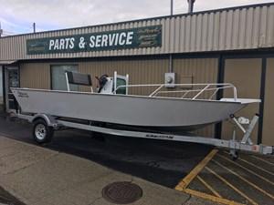 RH Aluminum Boats Pro V 18 2017