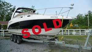 Chaparral 270 Signature 2004