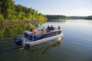 SunCatcher Pontoons by G3 Boats V18C 2017