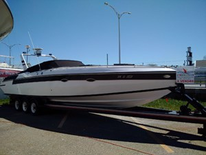 Wellcraft Scarab III 34 1988