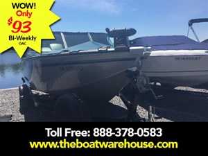 Lowe Boats FS175 2011