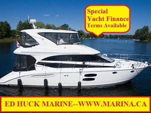 Meridian Yachts 441 Sedan Bridge 2009