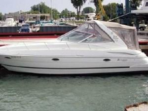 Cruisers Yachts 3470 2002