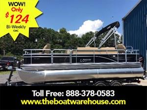 Lowe Boats SF214 Tri-Toon 2017
