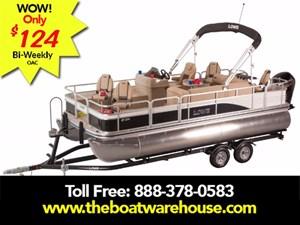 Lowe Boats SF214 2017