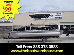 Lowe Boats SS210 Tri-Toon 2017